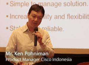Seminar Infor ERP LN bersama CISCO dan Symantec